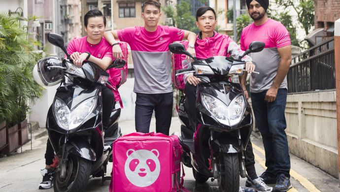 Foodpanda Singapore now includes groceries and household items delivery