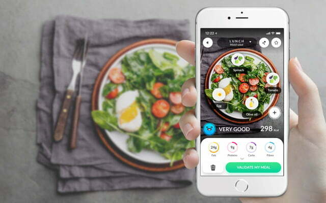 Foodvisor automatically tracks what you eat using deep learning