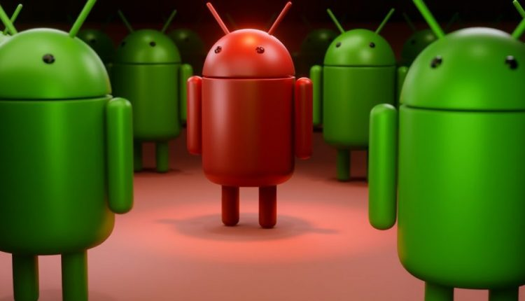 Fraudulent network that infected about 800 thousand Android phones in the Russia