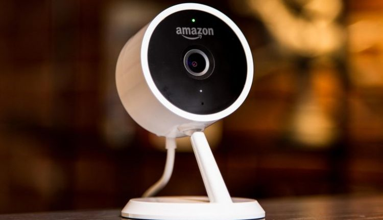 Human reviewers are looking at Amazon Cloud Cam footage