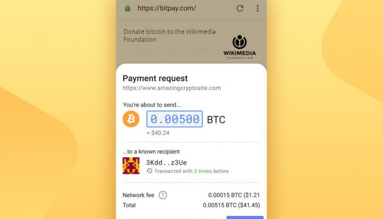 Opera Browser Adds Bitcoin Payments to Android Update