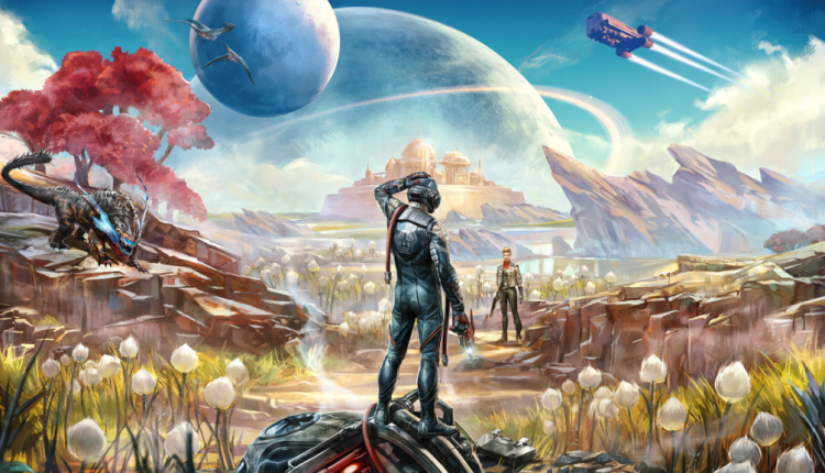 Outer Worlds now available on Windows PC and Xbox One