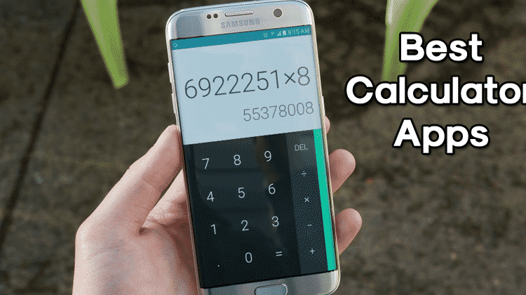 Top 10 Best Android Calculator Apps 2019