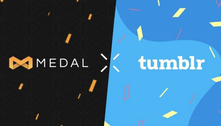 Tumblr partners with Medal.tv to highlight 15-second gameplay videos
