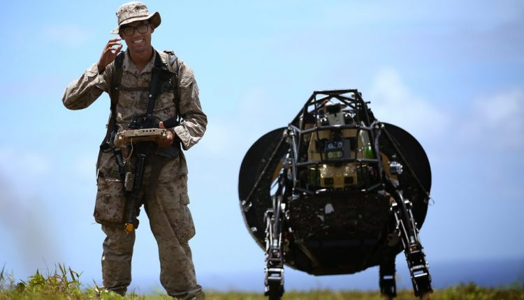 Military Robot Creators Look to Add More Autonomy, Soldier Collaboration