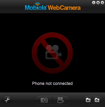 Use iPhone As Webcam For Your PC