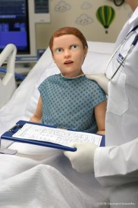 pediatric HAL robot Gaumard Scientific