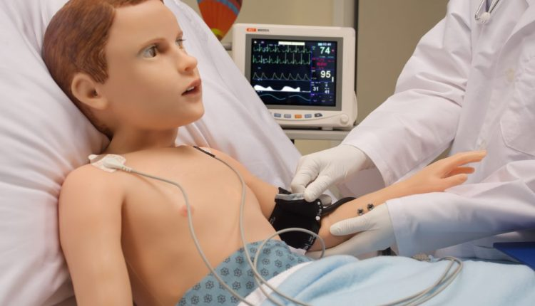 How a Pediatric Robot is Making Education Real for Nursing Students