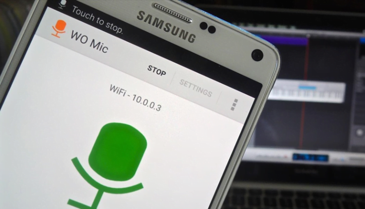 How To Use Your Android As Computer Microphone