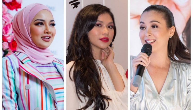 More Malaysian celebrities tapped as faces for global beauty brands