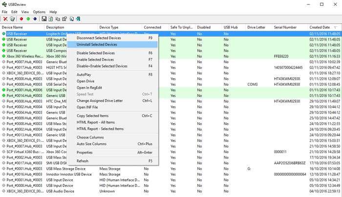 Stop Random USB Connect/Disconnect Noises in Windows