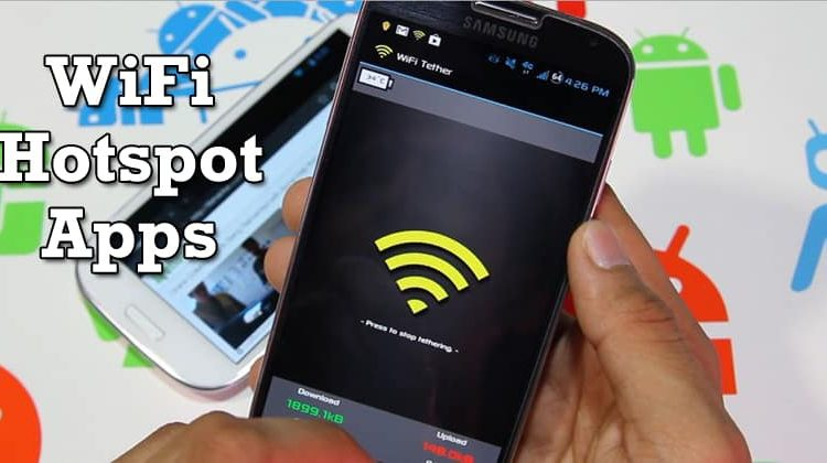 Top 5 Best WiFi Hotspot Apps For Android