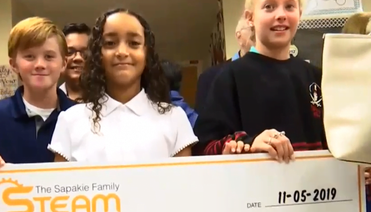 6 teachers receive grants to purchase fun learning tools for students