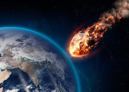 Asteroid the size of the Great Pyramid may hit Earth in 2022, says NASA