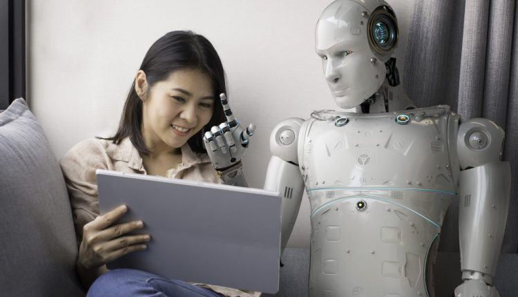 Combination of technological advancements in robotics and communication technologies