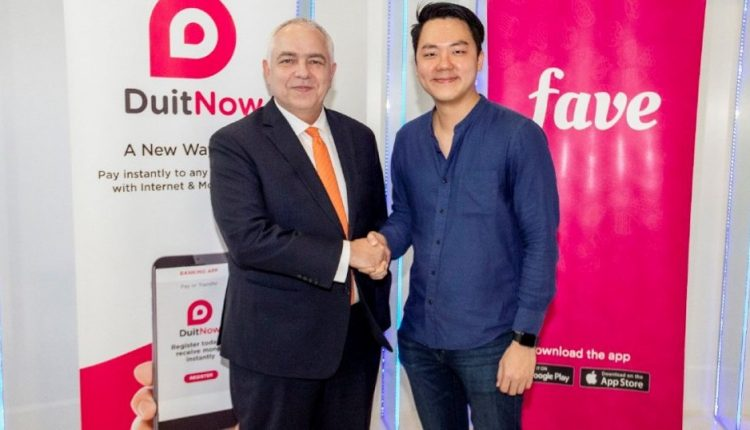 Fave partners with PayNet to be first non-bank merchant acquirer for DuitNow
