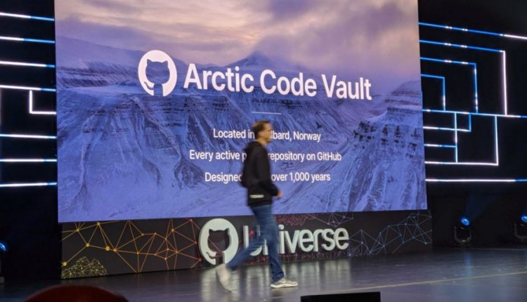GitHub launches Arctic Code Vault to preserve open source software for 1,000 years