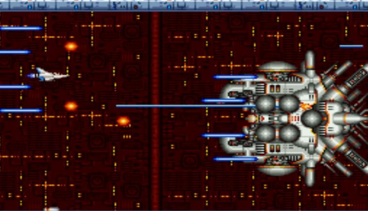 Gradius III Was Fun And Hard As Bullet Hell