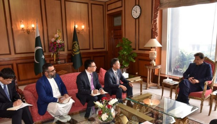 Huawei Interested in Helping Pakistan Develop a Digital Economy
