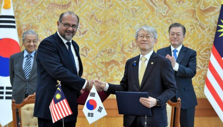 Malaysia, South Korea sign Mou on ICT cooperation