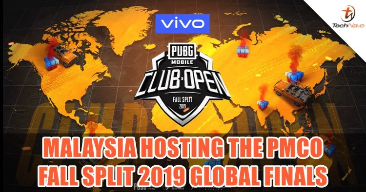 Malaysia has been selected for the PUBG Mobile Club Open 2019