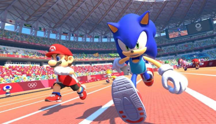 Mario And Sonic At The Tokyo Olympics Has Lots Of Fun Events