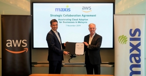 Maxis collaborates with AWS to accelerates cloud adoption for businesses in Malaysia