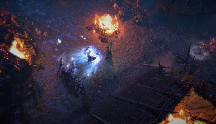Path Of Exile 2 Announced With New 7 Act Storyline