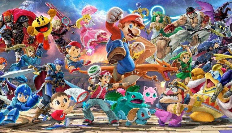Super Smash Bros. Ultimate Is The Best-Selling Fighting Game Ever