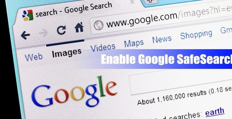 Tips on how to Activate Google SafeSearch For PC