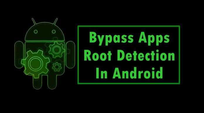 Bypass Apps Root Detection