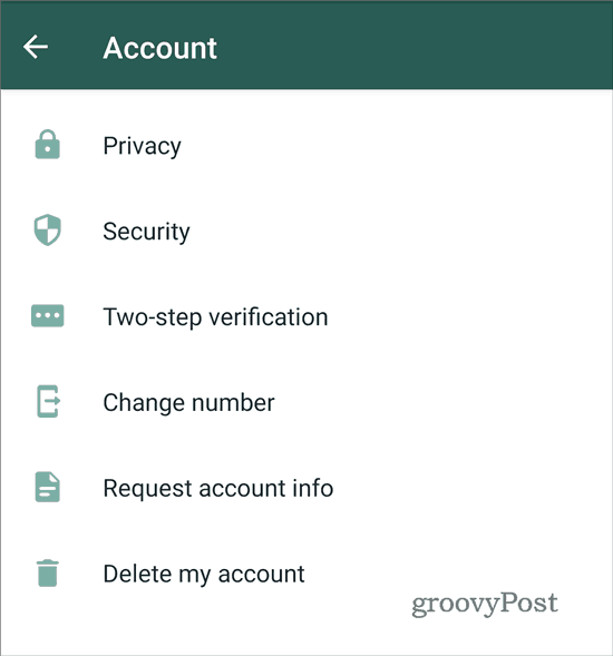 WhatsApp stop adding to groups Privacy