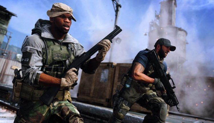 Call of Duty: Modern Warfare May Have Stealth-Added Big Change to Multiplayer