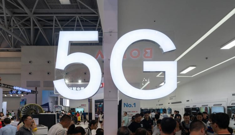 IDC predicts a 217.2 percent growth in worldwide 5G connections by 2023