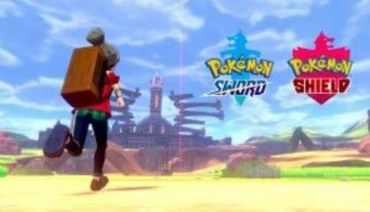 Pokemon Sword and Shield Crossed 2.7 Million Digital Sales In First Month