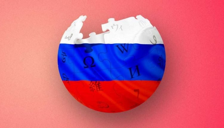 Russia Says It Will Replace Wikipedia With State-Run Site