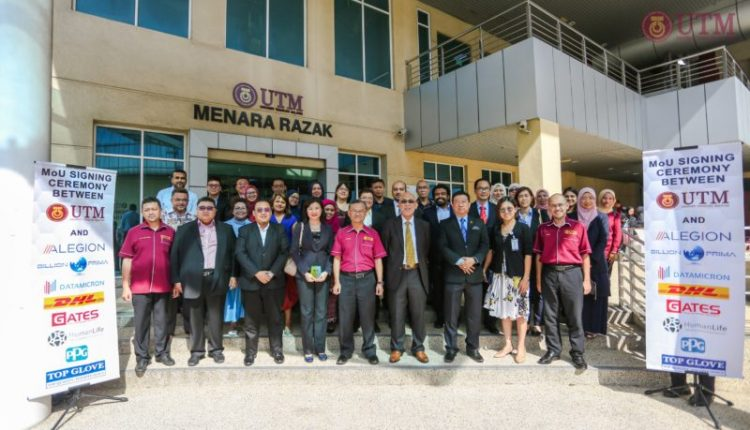 UTM Pioneering A Data Technology Ecosystem