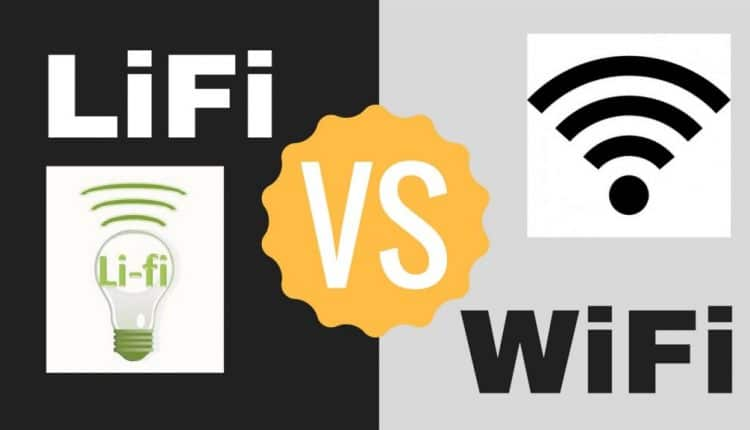 LiFi vs WiFi | Difference between LiFi and WiFi