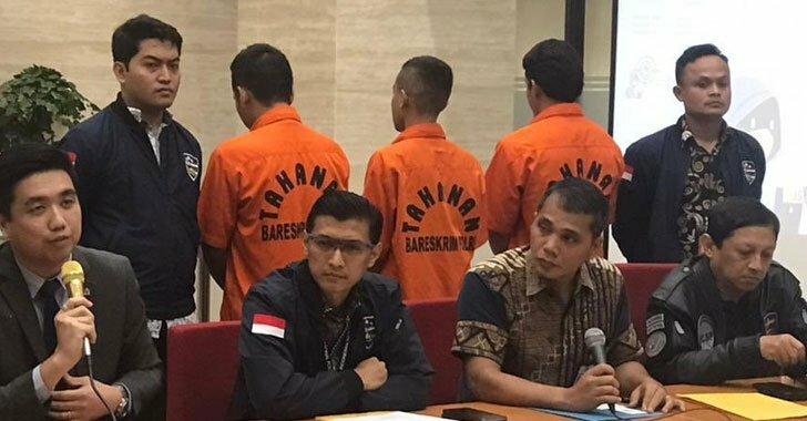 Interpol Arrests 3 Indonesian Credit Card Hackers for Magecart Attacks