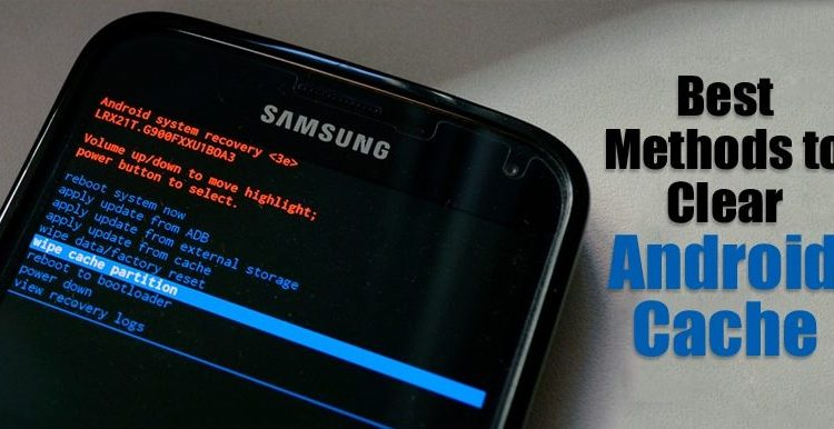 4 Methods to Clear the Cache on Android