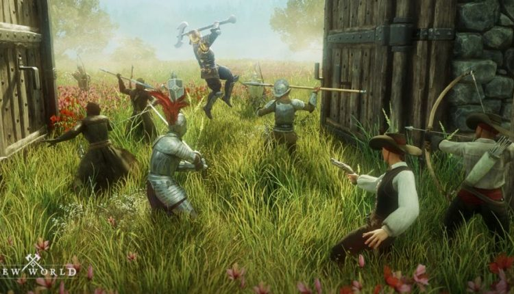 Amazon MMO New World Makes Big Changes to Open-World Player Killing