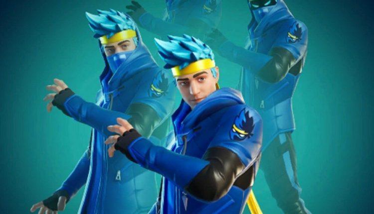 Fortnite Gets A Ninja Skin Based On The Streamer