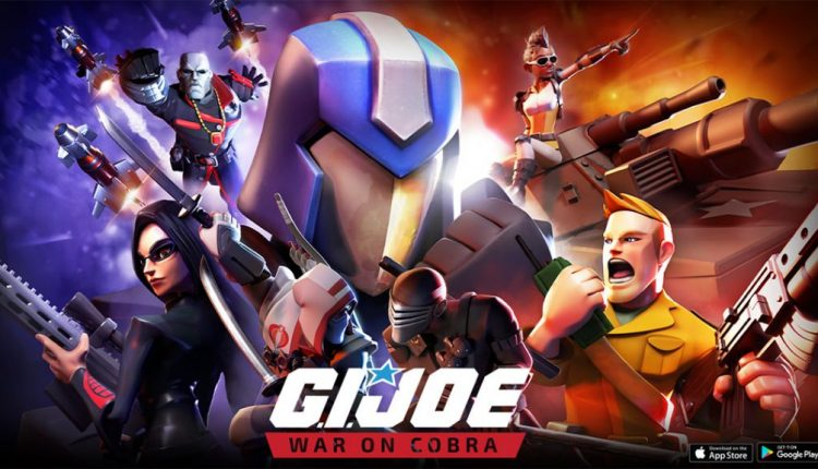 G.I. Joe: War On Cobra Is Just Another Cookie-Cutter Mobile Strategy Game