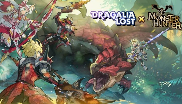 Monster Hunter Is A Perfect Crossover Game For Dragalia Lost