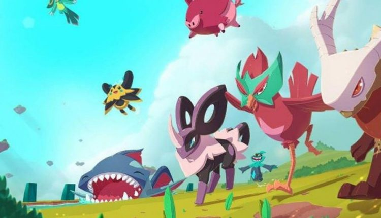 Temtem Trailer Channels Pokemon Anime, Shows Off Monster Designs