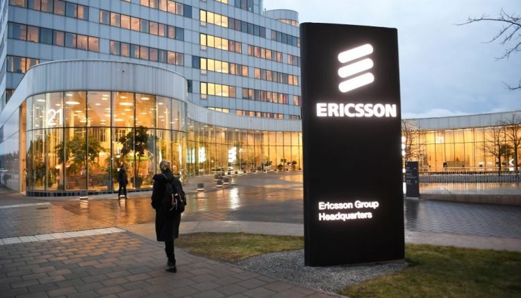 Tech Firm Ericsson Pulls Out of Big Trade Show Due to Virus