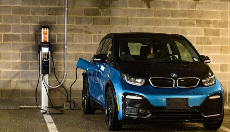 AI delivers a battery boost to electric vehicles, slashing testing times 98%