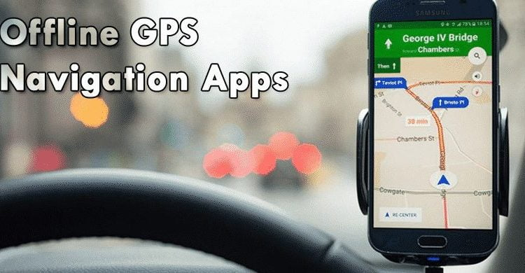 8 Best Offline GPS Navigation Apps For Android 2020