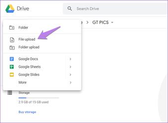 Google drive folder tips tricks 5