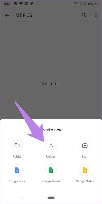 Google drive folder tips tricks 7